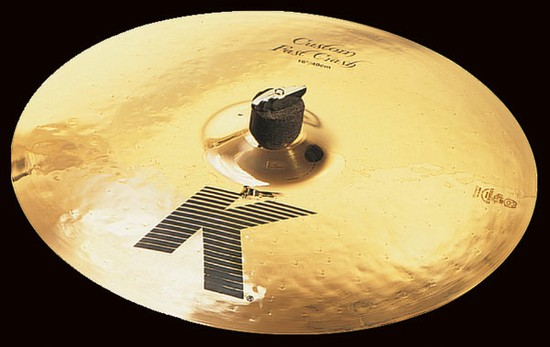 ZildjianK Custom First Crashの画像