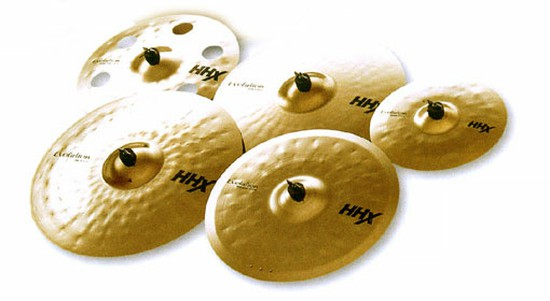 SabianHHX Evolution Mini Chineseの画像