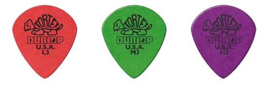 Dunlop472R3/TORTEX JAZZ #3-Sharpの画像