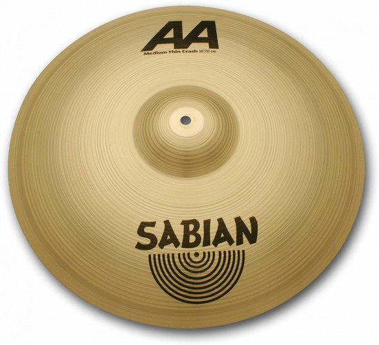 SabianAA-Medium Thin Crashの画像