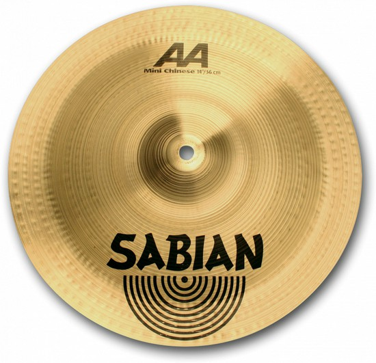SabianAA-Mini Chineseの画像