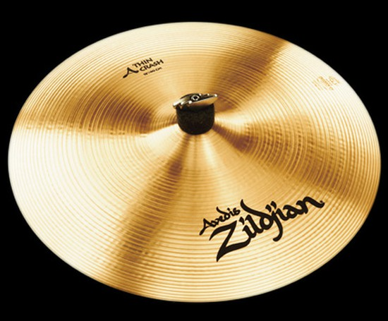 ZildjianA Zildjian Thin Crashの画像