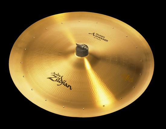 ZildjianA Zildjian Swish Knocker(リベット付き)の画像