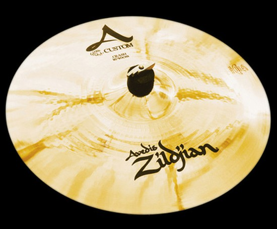 ZildjianA Custom Crashの画像