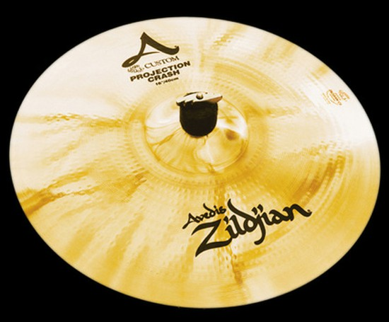 ZildjianA Custom Projectiom Crashの画像