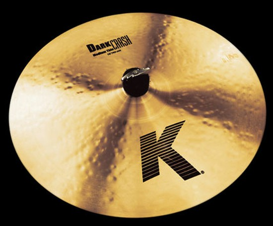 ZildjianK Zildjian Dark Crash Medium Thinの画像