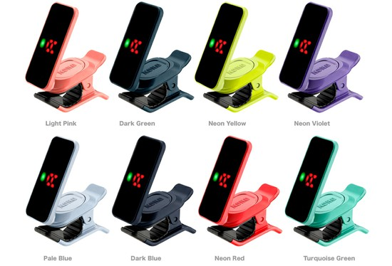 KORGPC-2-CP Pitchclip2 Color Packageの画像