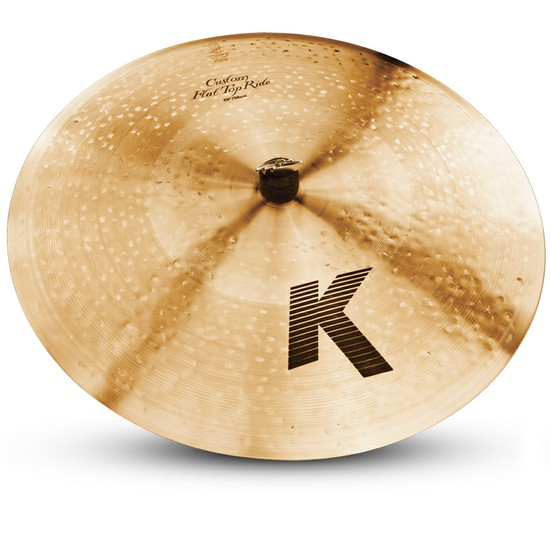 ZildjianK Custom Flat Top Rideの画像